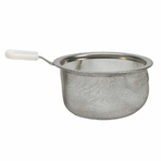 Tea Strainer with Handle (74-79mm dia, 42mm ht)
