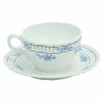 Victoria Plastic Cup and Saucer