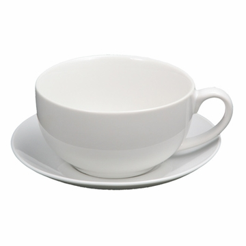 White Ceramic Teacup With Saucer Enjoyingtea Com