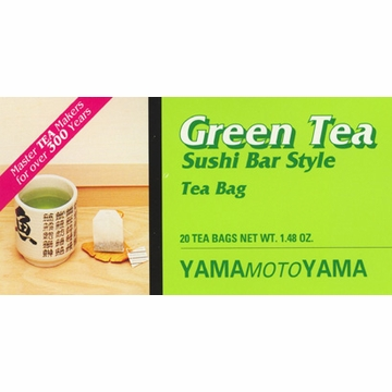 Yamamotoyama Konacha Tea Bag (Sushi Bar Style Green Tea)