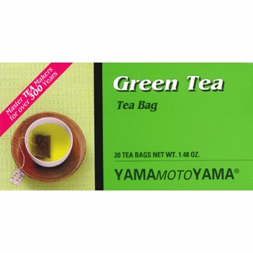 Yamamotoyama Sencha Tea Bag (Green Tea)