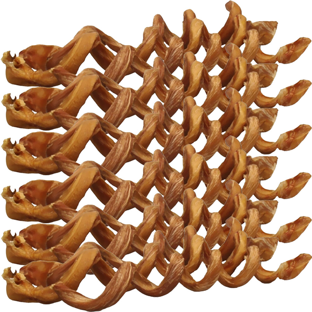 "12-PACK Jumbo Spizzle Twists (6-11"")"