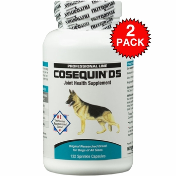 cosequin ds for dogs by nutramax. Black Bedroom Furniture Sets. Home Design Ideas