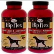 2 PACK Overby Farm Hip Flex Joint Level 3 - Advanced (180 tablets)