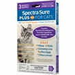 3 MONTH Spectra Sure Plus for Cats of All Weights