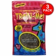 3 PACK Crazy Dog Train-Me! Treats Bacon Flavor (12 oz)