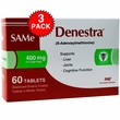 3-PACK Denestra SAMe 400 mg (180 Tablets)