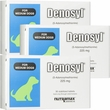 3 PACK Denosyl for dogs over 25 lbs (90 tablets) 225 mg