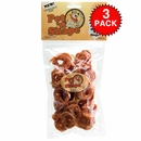 3 Pack Pet 'n Shape Chik 'n Rings - 12oz