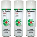 3-PACK The Equalizer Carpet Stain and Odor Eliminator (60 oz) + FREE Hair Magnet