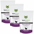 3 PACK VetriScience Vetri-Lysine Plus - Soft Chews (360 chews)