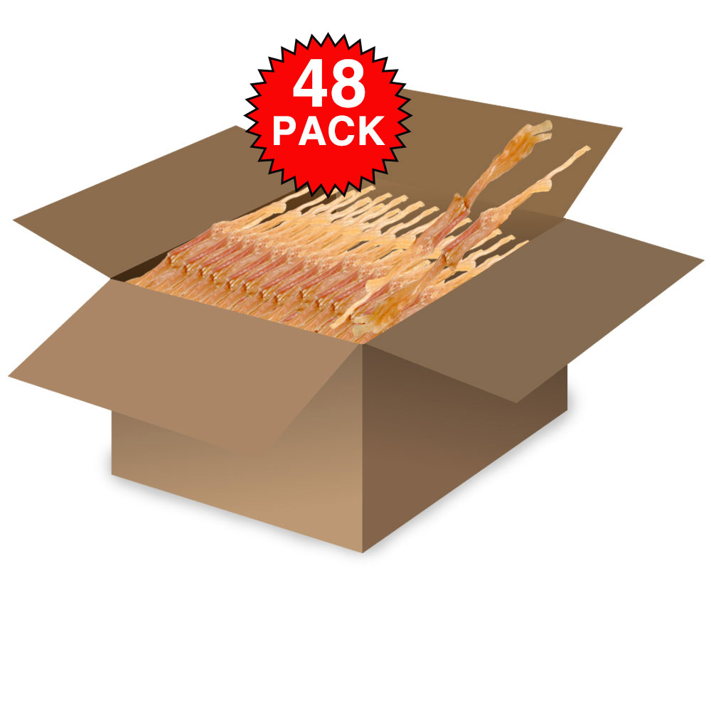"48 PACK Spizzles Monster Angus Wishbone (8""-12"")"
