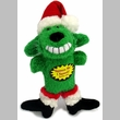 "6"" Christmas Loofa - Green"