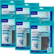 6-PACK CET VeggieDent Chews for Extra Small Dogs (90 count)