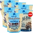 6-PACK Simply Wild Cod Skins for Dogs (39.6 oz) + FREE Lil' Bitz Flame Roasted Chicken