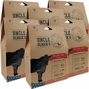 6-PACK Uncle Ulrick's All Natural All American - Beef Jerky Strips (72 oz)