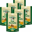 6PK GREENIES Pill Pockets Chicken Formula 47.4 oz (180 count)