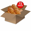 72 PACK Spizzles Premium Pig Ears (Each)