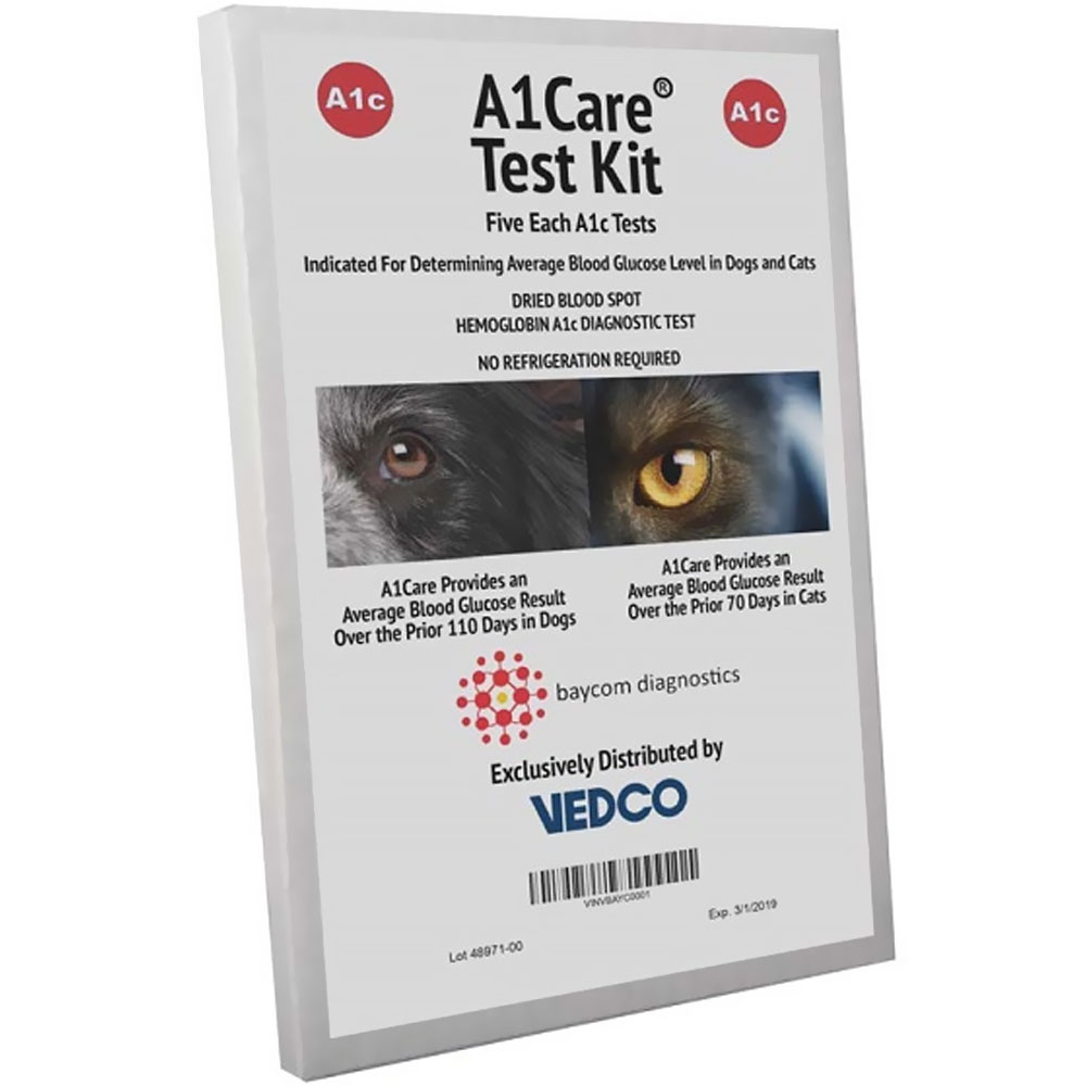 A1 Care Test Kit