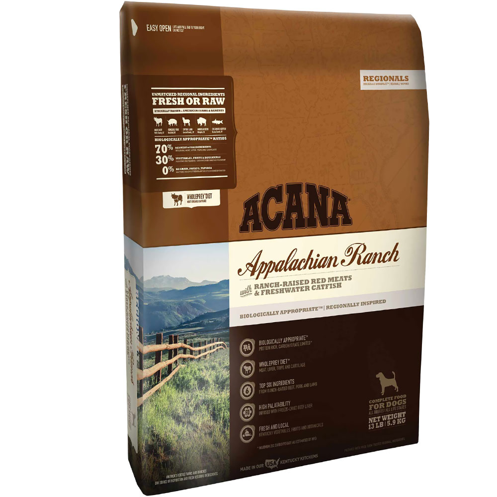 Acana Regionals Appalachian Ranch Dog (28.6 lb)