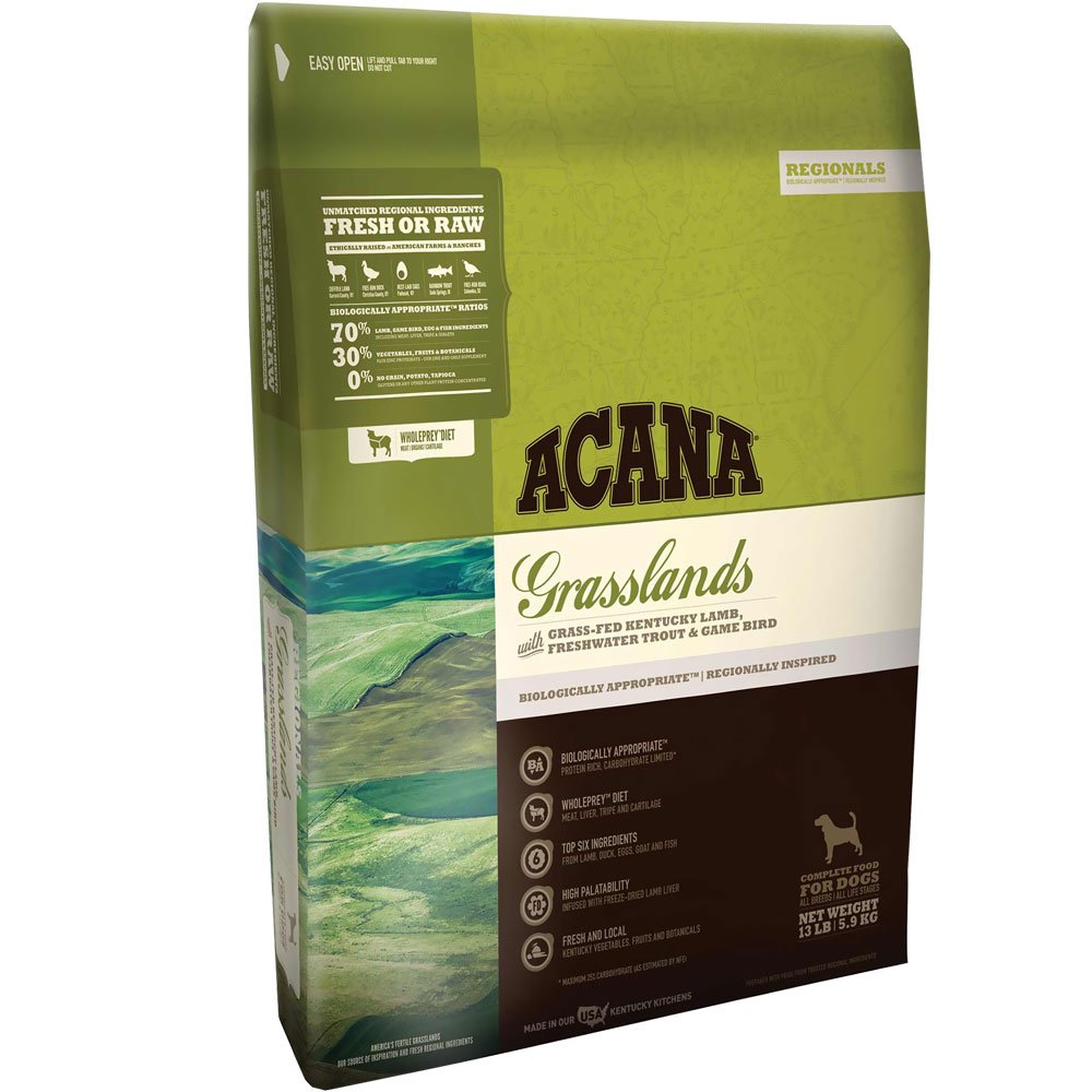 Acana Regionals Grasslands for Dogs (12 oz)
