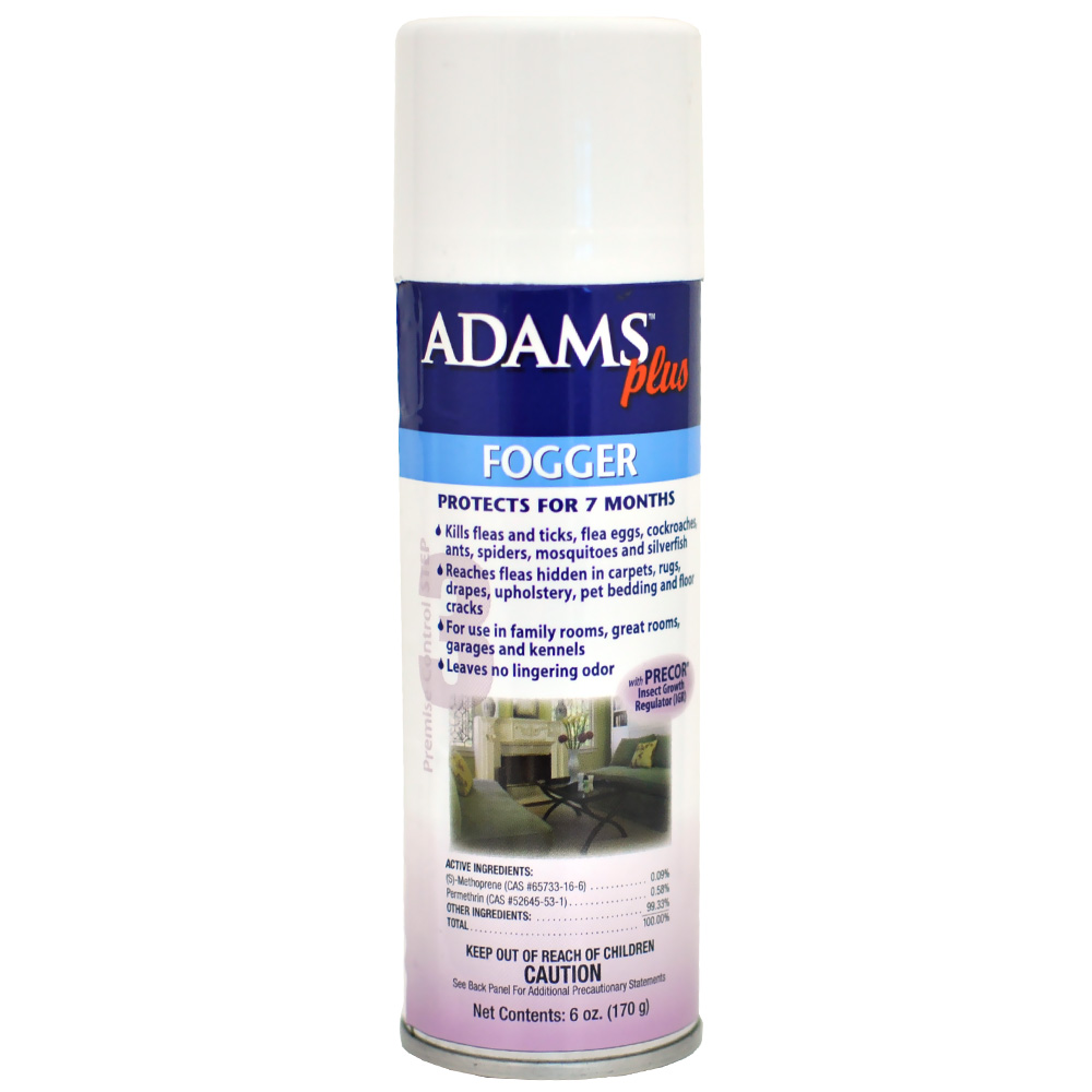 adams plus flea tick fogger 6 oz. Black Bedroom Furniture Sets. Home Design Ideas