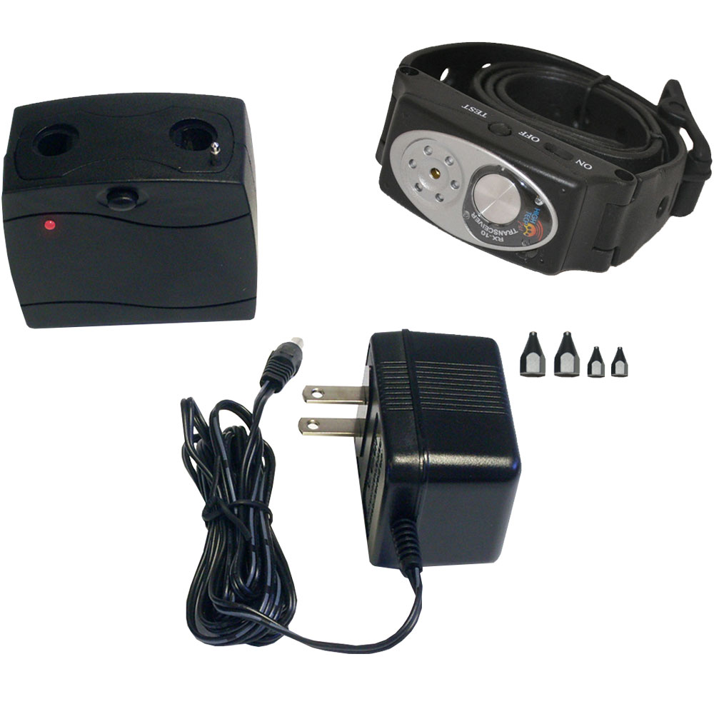 High Tech Additional Multi-Function Collar & Charger Kit for the X-10 Fencing & Containment System