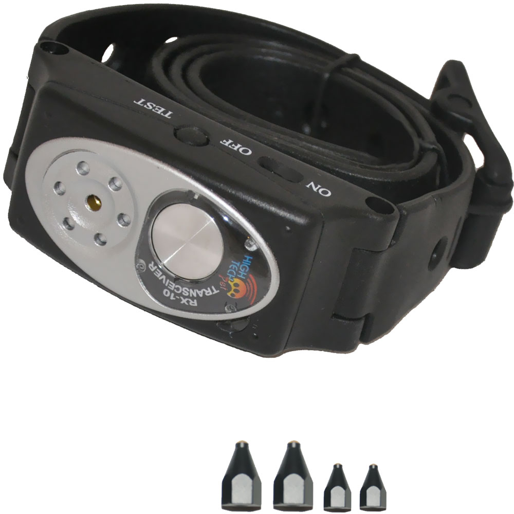 High Tech Additional Multi-Function Collar for the X-10 Fencing & Containment System