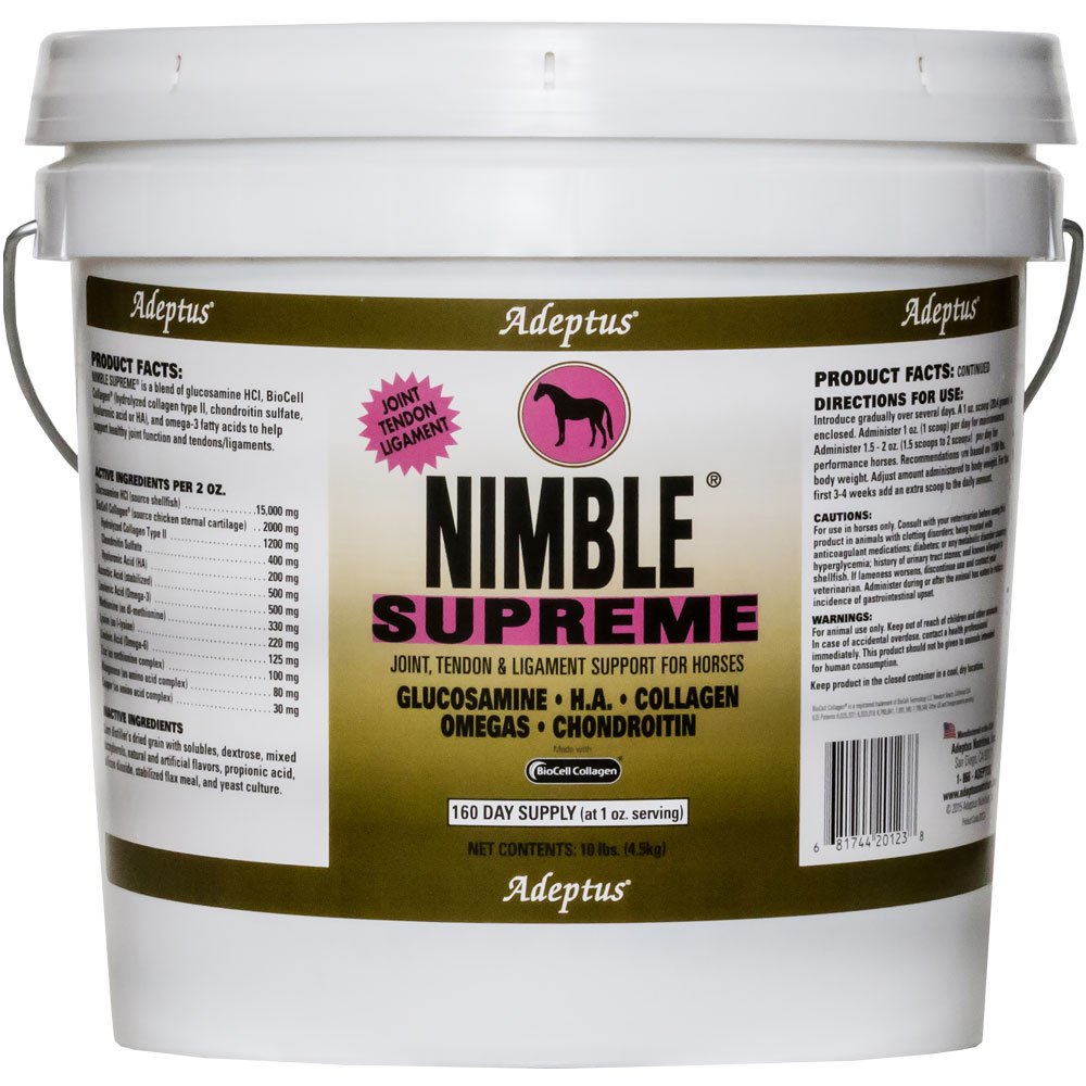 NIMBLE-SUPREME-JOINT-TENDON-SUPPORT-HORSES-10-LBS