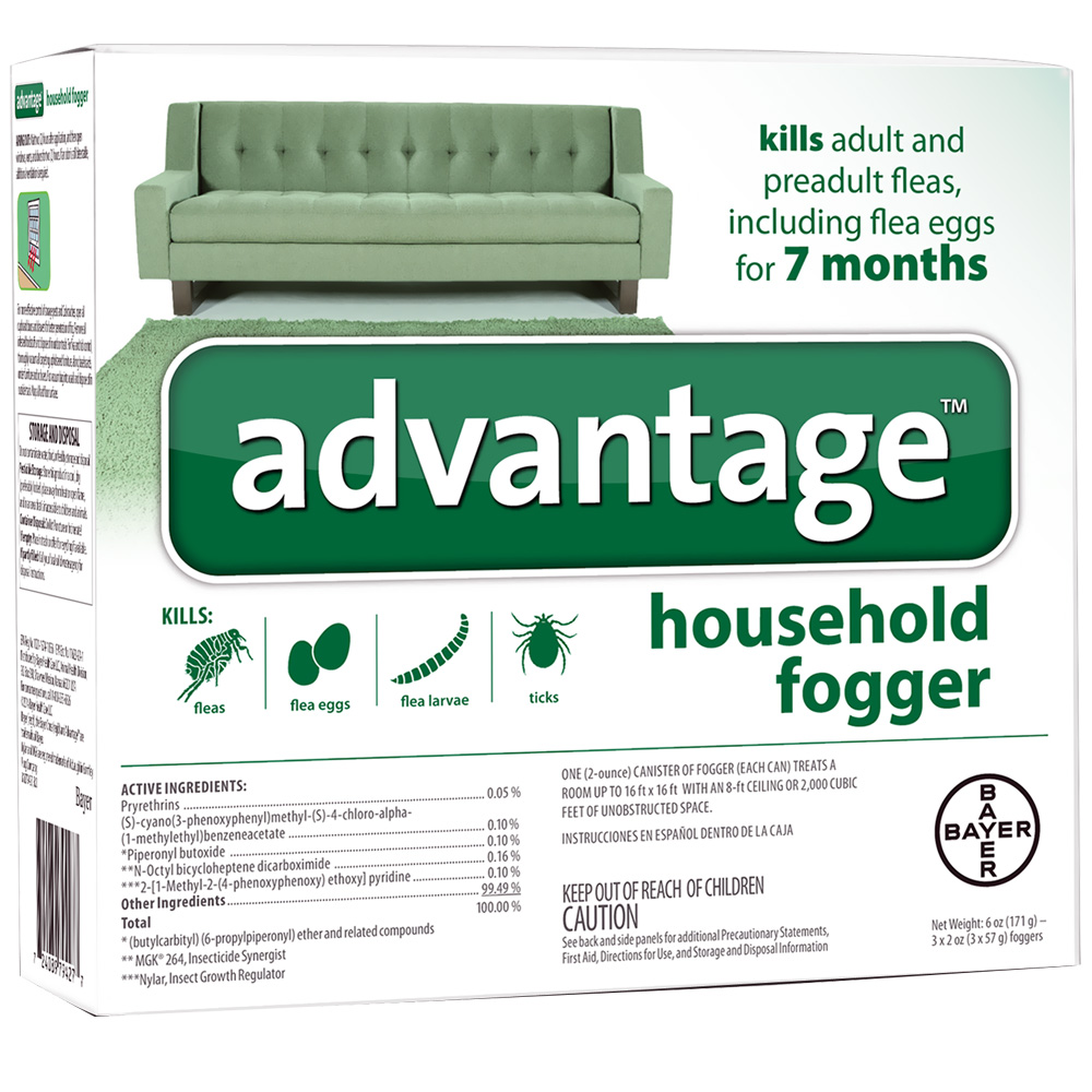 Advantage Household Fogger (3x2 oz)