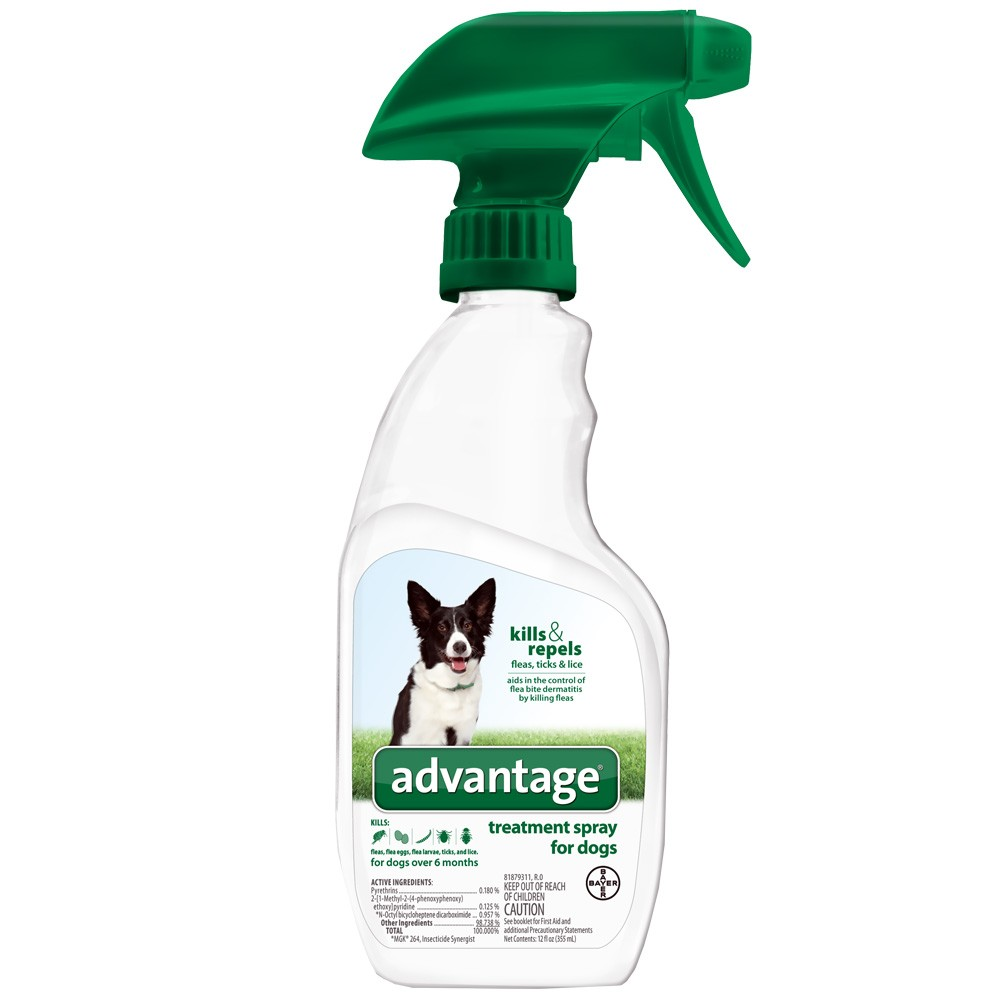 Advantage Treatment Sprays