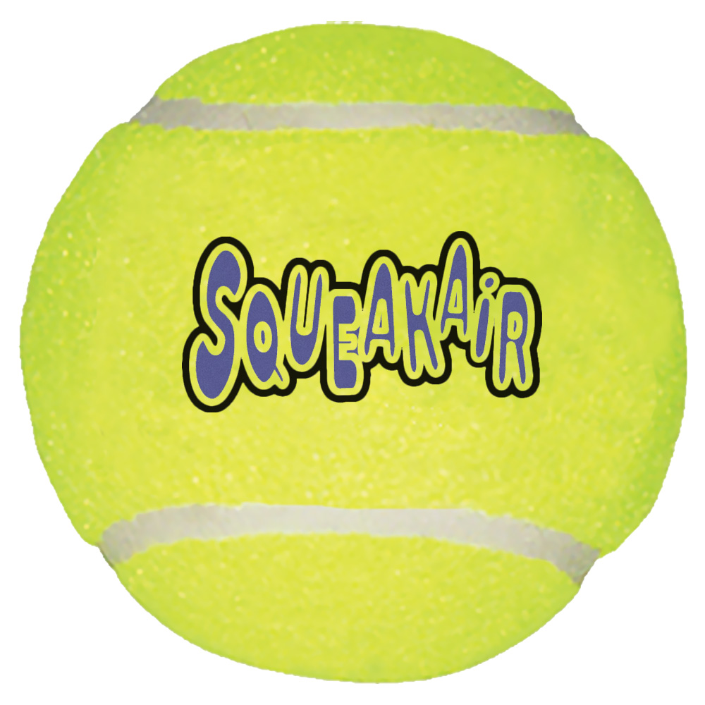 Air KONG Squeaker Tennis Ball - LARGE