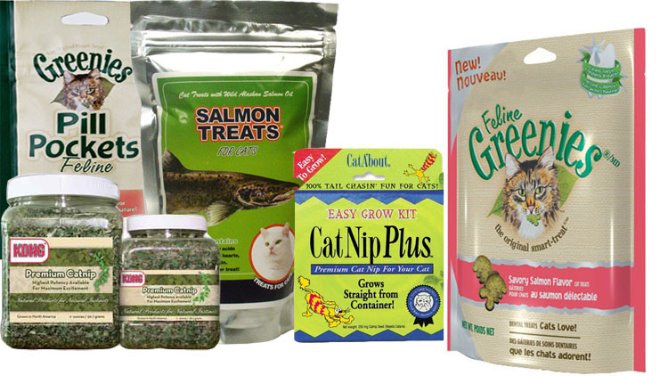 All Treats for Cats