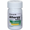 Allergy Chlorpheniramine Maleate 4mg (100 Tablets)