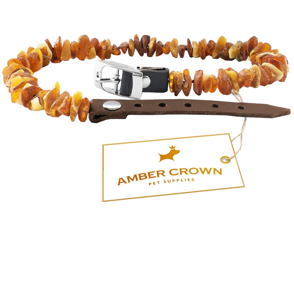 Amber Crown Flea & Tick Collar