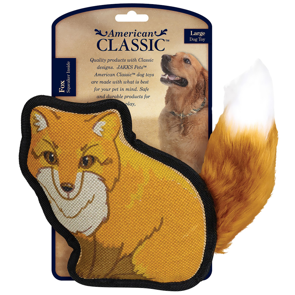 American Classic Printed Canvas - Fox