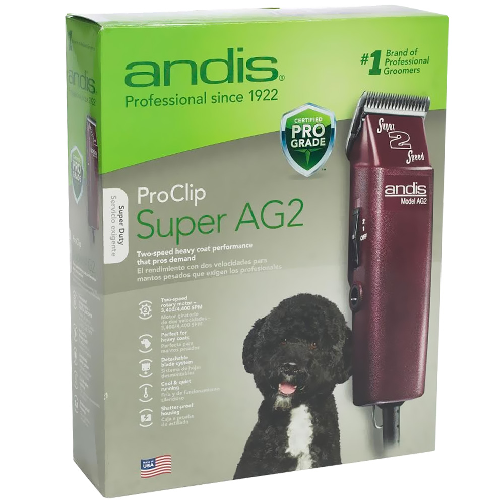 Andis AGP Super 2-Speed Pet Clipper