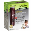 Andis UltraEdge AGC Super 2-Speed Pet Clipper - Maroon