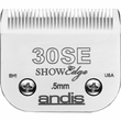 Andis ShowEdge Clipper Blades - Size 30SE