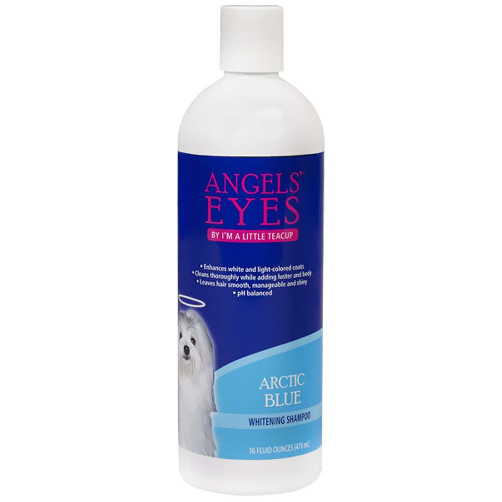 Angels' Eyes Arctic Blue Whitening Shampoo (16 oz)