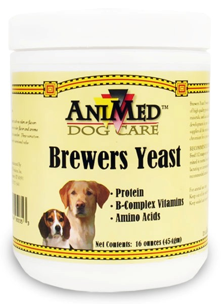 Dog Food Without Brewers Yeast