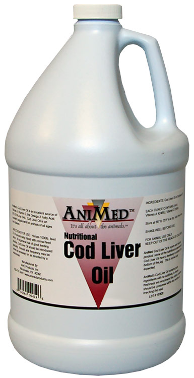 AniMed Cod Liver Oil Blend (32 oz)