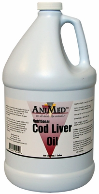 AniMed Cod Liver Oil Blend (Gallon)