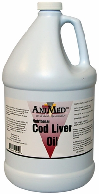 AniMed Cod Liver Oil Pure (32 oz)