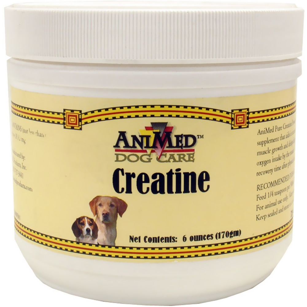 Animed Creatine (6 oz)