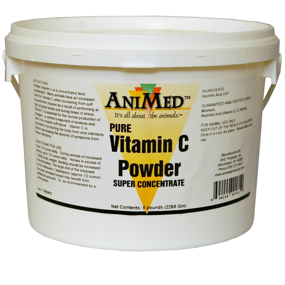 ANIMED-VITAMIN-C-PURE-5-LB