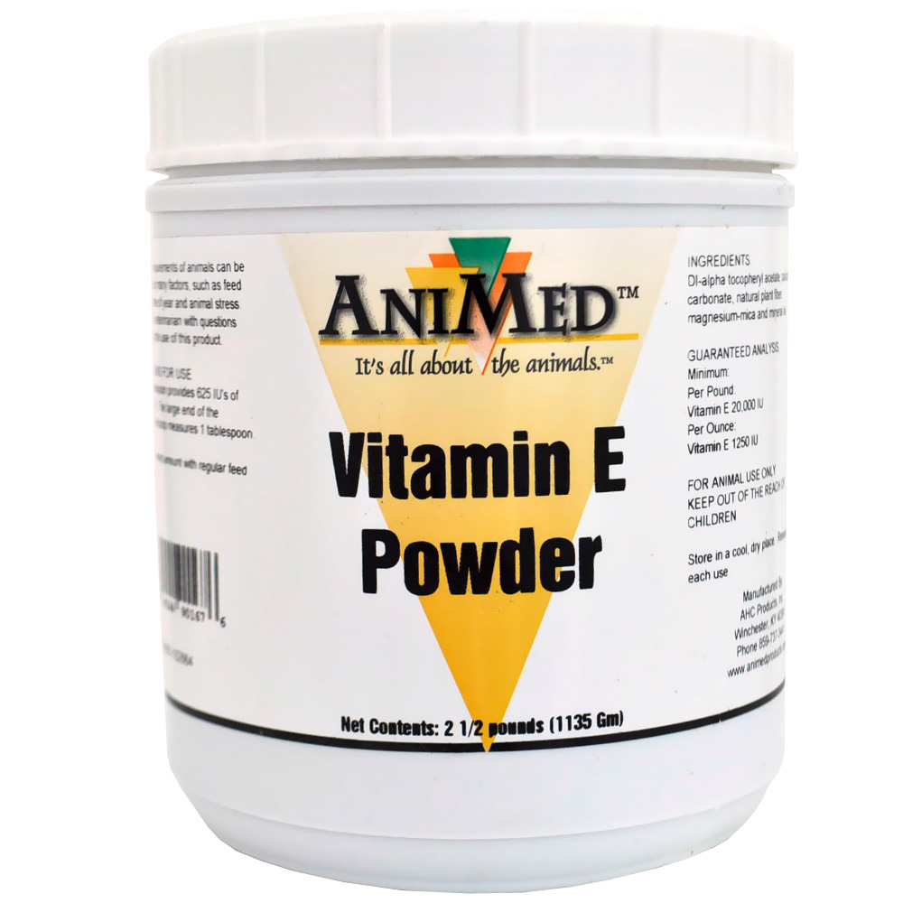 AniMed Vitamin E Powder (2.5 lb)