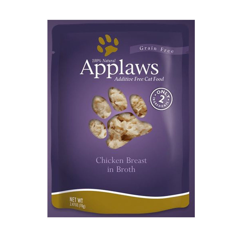Applaws Chicken Breast in Broth (2.47 oz)