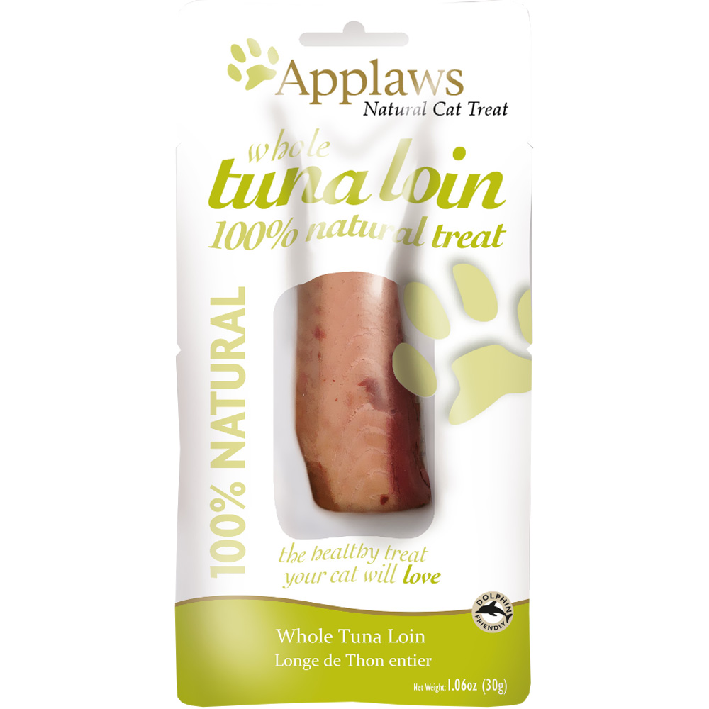 Applaws Natural Cat Treat Whole Tuna Loin (1.06 oz)