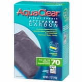 AquaClear 70 Filter Insert Activated Carbon (4.2 oz)